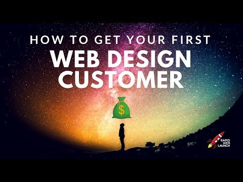 How to Get Web Design Clients | Find Your Niche!