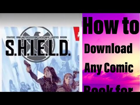 How to download any comic in free of cost ?