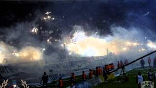 The Best Fans In The World ..paok 1926