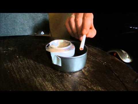 ashtray design