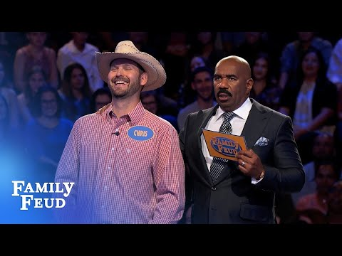 Walters Fast Money! | Family Feud