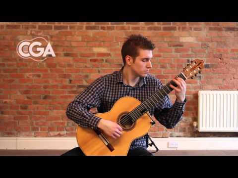 Classical Guitar Lessons in Derby