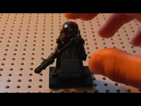 Lego Fallout ncr Veteran ranger