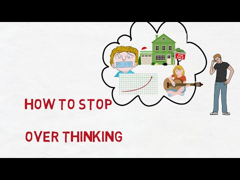 How to STOP OVERTHINKING (HINDI) | How to get rid of your Negative Thoughts? Daylearnings.com