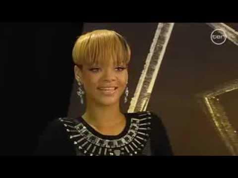 Rihanna teaches us how to do a Bajan accent