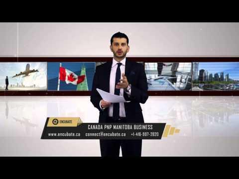 Canada PNP Investor Immigration (Manitoba) - Episode 37