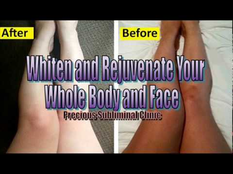 Skin Brightening II intense bleaching and whitening of the body - 1st Formula - INSTANT RESULTS