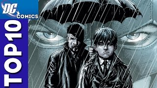 Top 10 Emotional Moments From Justice League #1