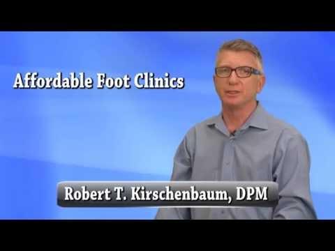 Custom Orthotics - Orlando, Melbourne, Altamonte Springs, FL - Podiatrist Robert Kirschenbaum