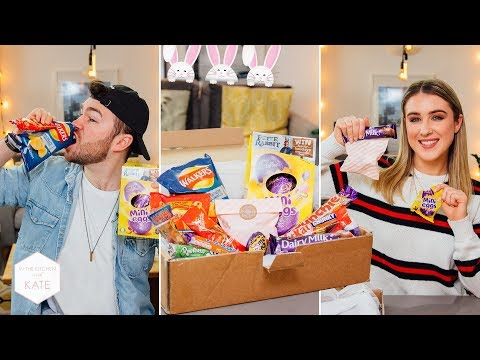 Trying British Candy & Exciting Announcement!! - In The Kitchen With Kate