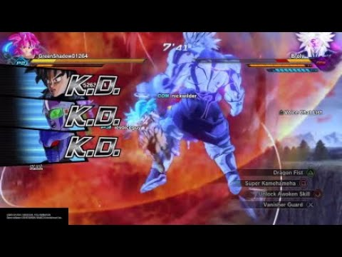 Dbxv2 how to finish off a boss in style