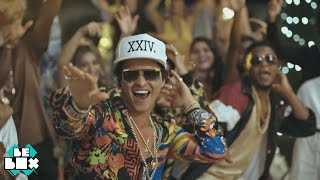 Bruno Mars 24k Magic Dance Tutorial Show Me The Moves