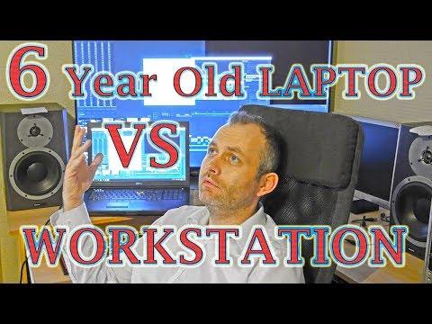 Budget Laptop vs Desktop Workstation for Editing 2018 Setup