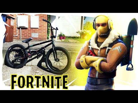 HOW FORTNITE RUINED MY BIKE !