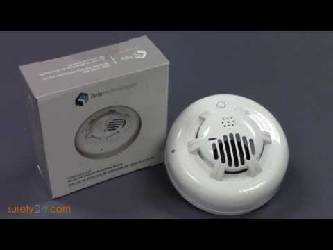 How to Change the Battery in a 2GIG-CO3-345 Carbon Monoxide Detector