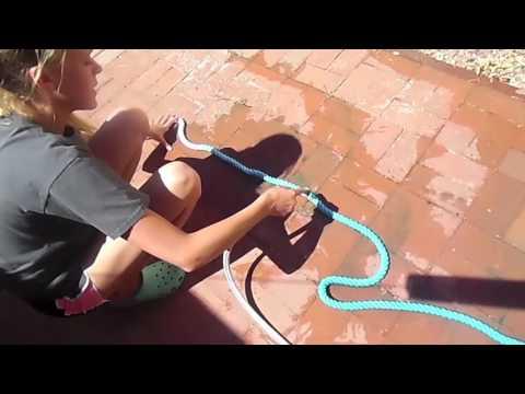 DIY Leadrope