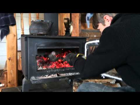 Banking your coals