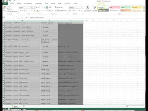 Split Single Column into Multiple Columns in Excel [How To]