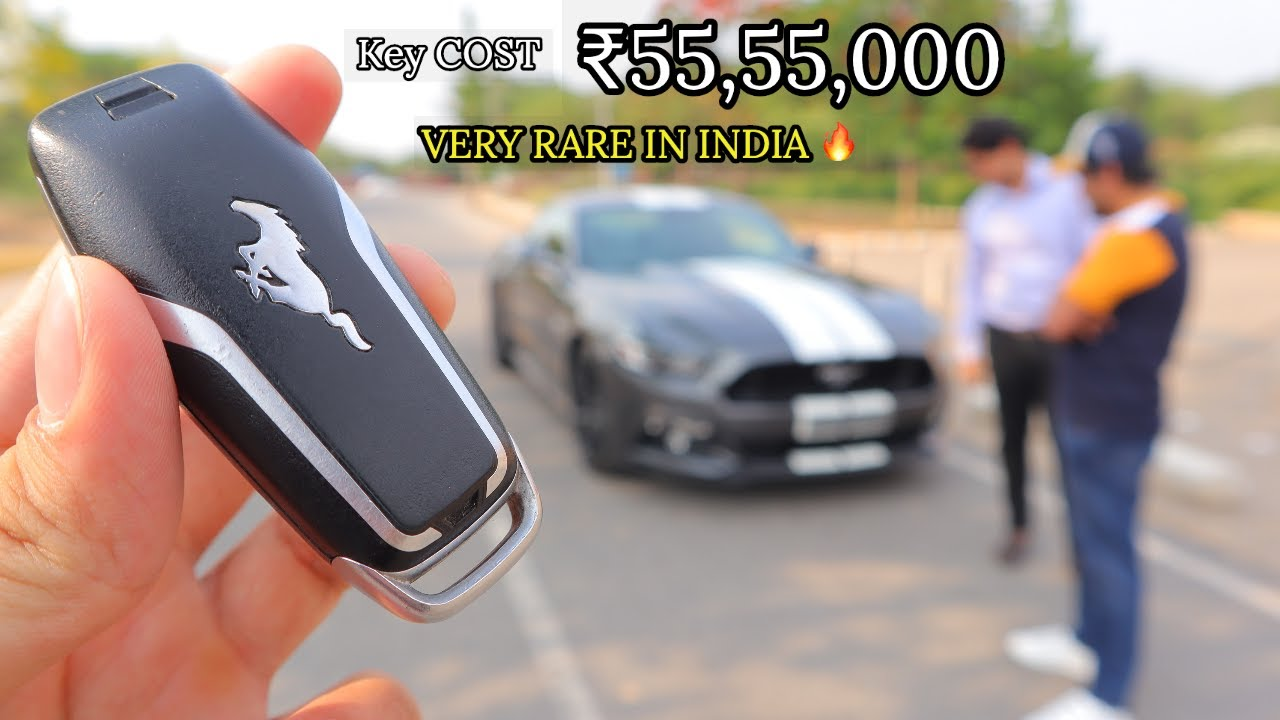 Very RARE American Muscle Beauty In India 🔥 | Preowned Cost ₹55,55,000