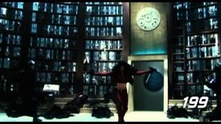 Milla Jovovich: Kill Count