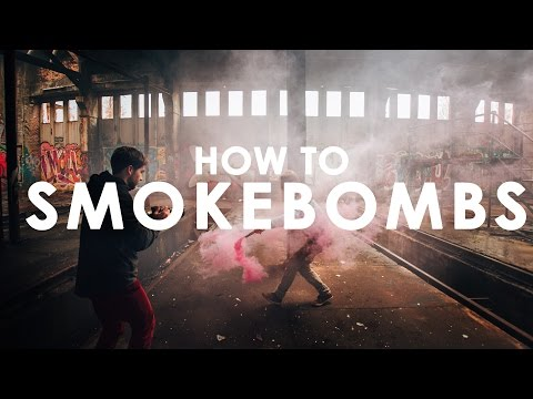 📷 How to take BETTER PICTURES of SMOKE BOMBS NOW!