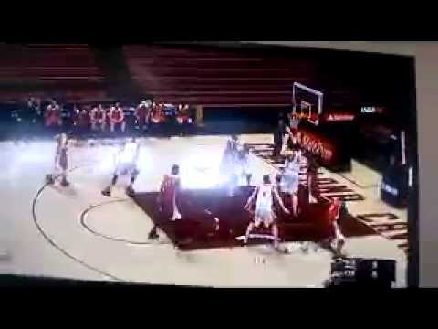 How to do alley oops nba 2k15  xbox 360