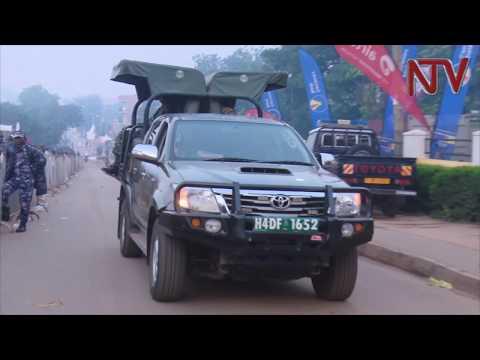 Security beefed up at Namugongo shrines