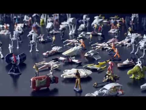 Star Wars US | Micro Machines Television Commercial