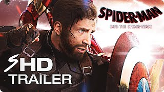 Avengers: Infinity War (2018) Trailer #2  - Avengers 3 (Into The Spider-Verse Style)