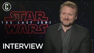 Star Wars: Rian Johnson Talks New Trilogy Plans
