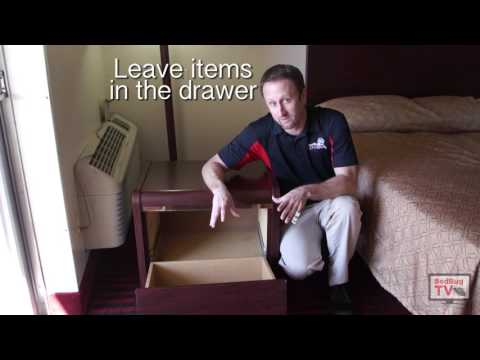 How to Inspect Nightstands for Bed Bugs