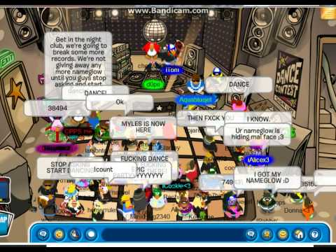 Huge Nightclub Party At CPPS.me