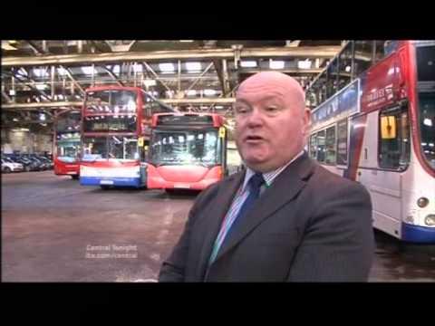 Birmingham: £1 million of graffiti damage for West Midlands buses