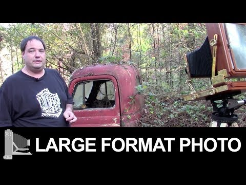 Old Car City - White, Georgia – Large Format Film Photography
