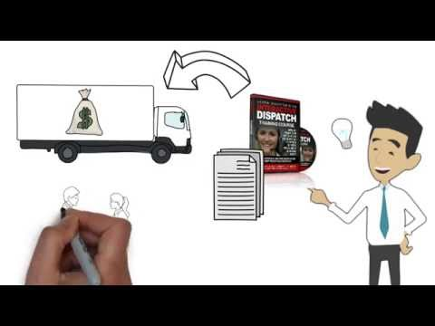 Learn How to Earn Money by Dispatching Trucks from Home