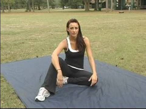 Inner Thighs Workout Exercises : Stretching the Inner Thighs Pre-Workout