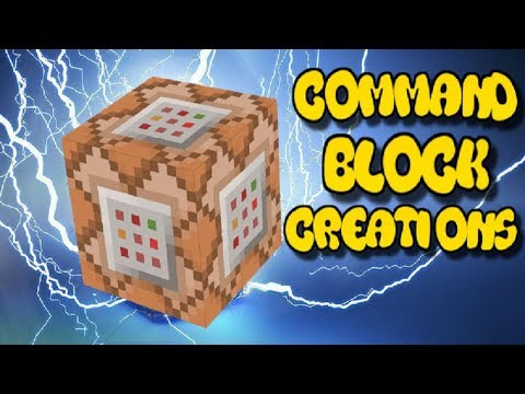 Minecraft Command Block Creations Xbox One Lightning Spell