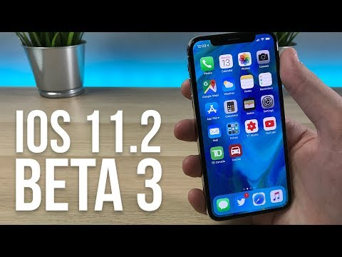 iOS 11.2 Beta 3 Released! What's New?