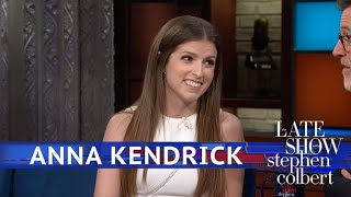 What Did Anna Kendrick Say To Make Obama Laugh?