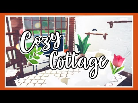 Welcome To BloxBurg: House Build| Cozy Cottage ♡