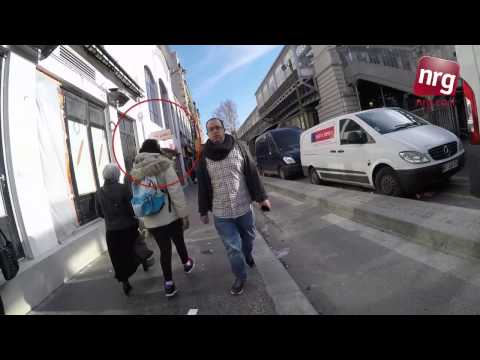 37% of all French are anti-semitic: Video shows what happens when Jewish man takes a walk around Paris