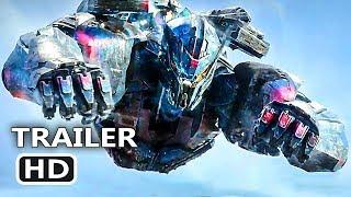 PACІFІC RІM 2 Final Trailer (2018) Action Movie HD