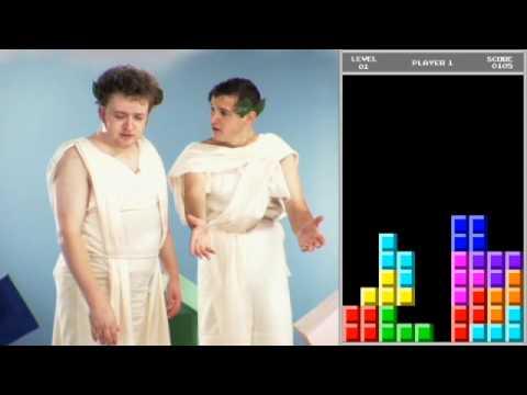 The Tetris God