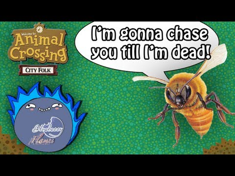 I GOT CHASED BY BEES - Crossing Saturday