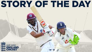 Windies Victorious In First Test England V West Indies 1st Test Day 5 2020