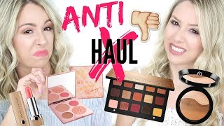 ANTI HAUL | Things I