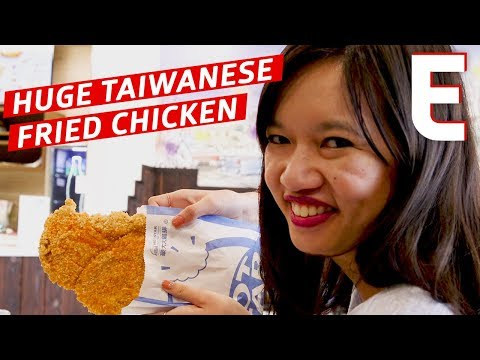 Xxx Mp4 Taiwanese Fried Chicken The Size Of Your Head At Hot Star — Cult Following 3gp Sex