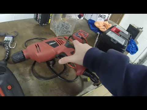Cheap corded drill comparison: Drill Master (Harbor Freight) vs Hyper Tough (Walmart)