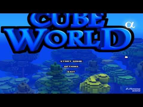 Como criar um server no Cube World via hamachi!