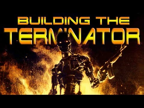 Building The Terminator T-800 Endoskeleton  Documentary